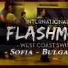 Международен флашмоб West Coast Swing 2015