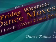 Friday Westies: Dance Moves