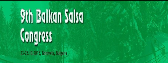West Coast Swing на 9th Balkan Salsa Congress